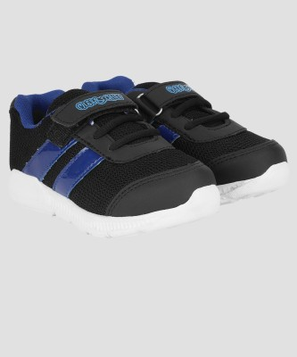 Miss & Chief Boys & Girls Velcro Running Shoes