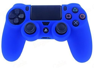 Tobo Sleeve for PS4 Controller, High Quality Protective Silicone Case Cover, Dark Blue