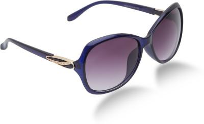 Vast Over-sized, Oval Sunglasses