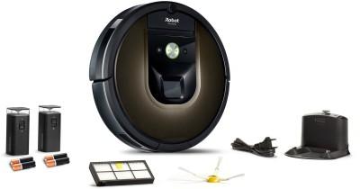irobot Roomba 980 Robotic Floor Cleaner