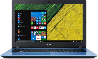 Acer Aspire 3 Pentium Quad Core - (4 GB/500 GB HDD/Windows 10 Home) A315-31 Laptop