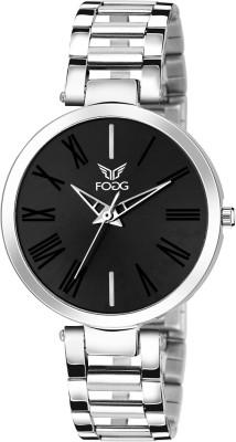 Fogg 4049-BK Elegant Analog Watch  - For Women