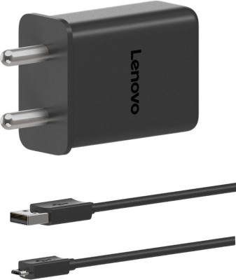Lenovo LVSC25 3.0 Qualcomm Certified Quick Charge 3.1 Amp with Micro USB Cable Mobile Charger
