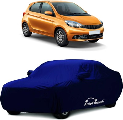 Autofurnish Car Cover For Tata Tiago (With Mirror Pockets)