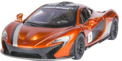 Miss & Chief Kinsmart Licensed 5'' McLaren P1 Die Cast Car