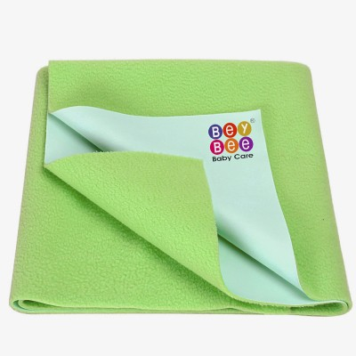 Bey Bee Water Resistant Bed Protector Baby Dry Sheet with Ultra absorbance -Medium (100 cm X 70 cm)