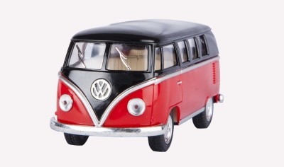 Miss & Chief Kinsmart Licensed Volkswagen Classical Bus Die Cast Model