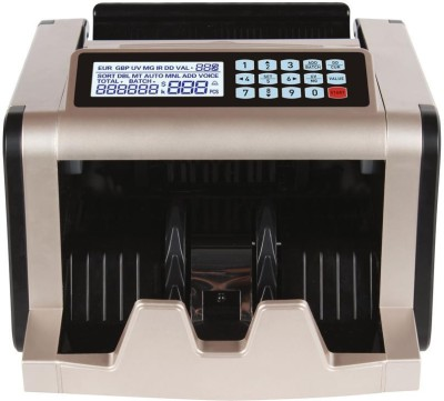 Drop2Kart Note Counting Machine with Fake Note Detection for All New INR/Rupees Currency Note Counting Machine
