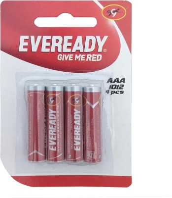 Eveready Give Me Red  Battery