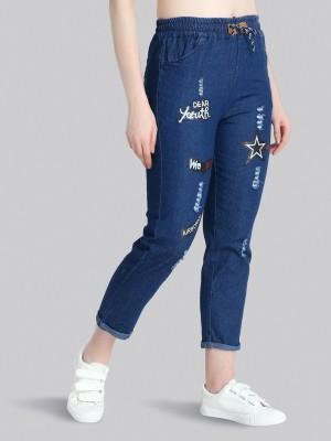 BuyNewTrend Skinny Women Dark Blue Jeans