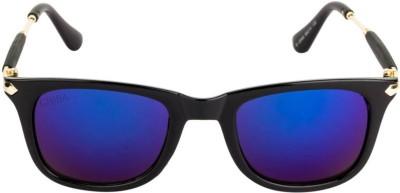 Criba Retro Square Sunglasses
