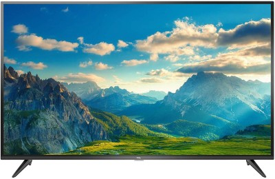 TCL P65 Series 127cm (55 inch) Ultra HD (4K) LED Smart TV