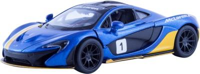 Miss & Chief Kinsmart Licensed 5'' McLaren P1 Die Cast Car