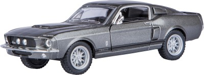 Miss & Chief Kinsmart Licensed 5'' 1967 Shelby GT500 Die Cast Car