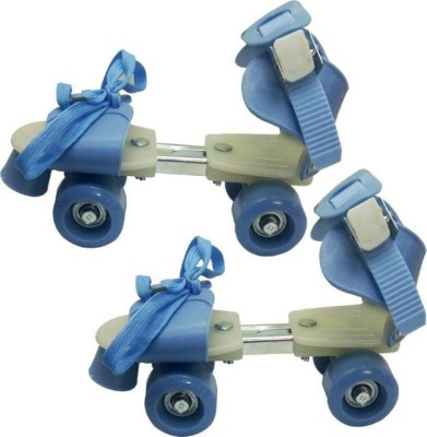 ExaltedCollection Shoe Racer Quad Roller Skates Quad Roller Skates Quad Roller Skates - Size 16-22 UK