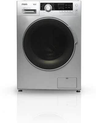 MarQ by Flipkart 10.2 kg Fully Automatic Front Load Washing Machine with In-built Heater Silver