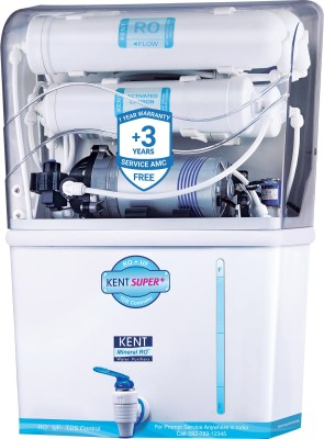 Kent SUPER+(11005) 8 L RO + UF Water Purifier