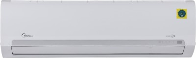Midea 1.5 Ton 3 Star Split Inverter AC  - White