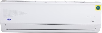 Carrier 1.5 Ton 3 Star Split AC  - White