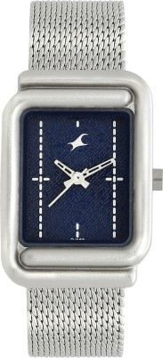 Fastrack 6184SM01 Fastrack Denim Collection Analog Watch  - For Women