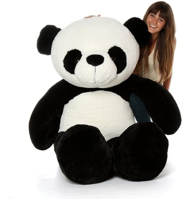 Lovey Dovey 3 Feet Imported Panda Teddy High Quality Huggable Birthday Gifts/Special  - 92 cm