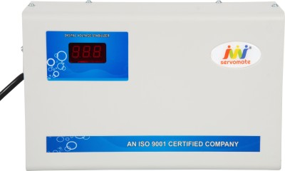 Servomate 5 KVA Automatic Voltage Stabilizer (150v-280v) Aluminium For 2 Ton AC and all other house hold appliances