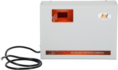 Servomate 5 KVA Automatic Voltage Stabilizer (150v-280v) 100% Copper For 2 Ton AC and all other house hold appliances