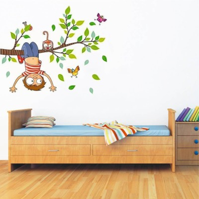 Flipkart SmartBuy Large Wall Sticker  Sticker