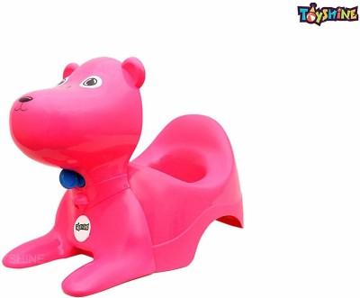 Toyshine Dog Style Potty Training, Potty Chair, Pot Seat, Pink Potty Seat