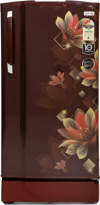 Godrej 190 L Direct Cool Single Door 3 Star Refrigerator with In-Built MP3 Player