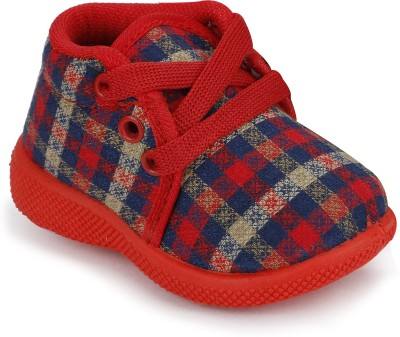 NEOBABY Girls Lace Casual Boots