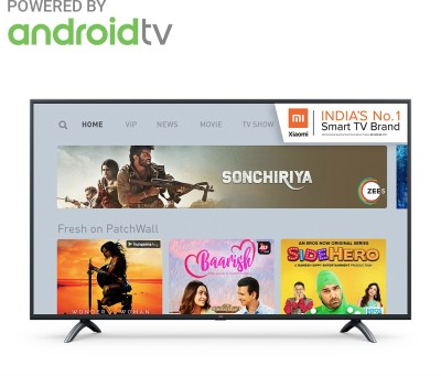 Mi LED Smart TV 4X Pro 138.8 cm (55)  with Android