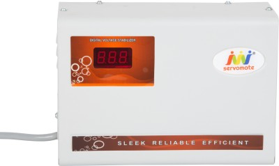 Servomate 5 KVA Automatic Voltage Stabilizer (170v-270v) 100% Copper For 2 Ton AC and all other house hold appliances
