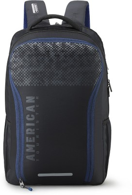 American Tourister TURF CASUAL BACKPACK 02-BLACK 33 L Backpack