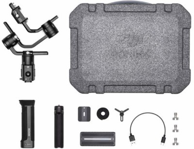 DJI Ronin-S Essentials Kit Handheld Stabilizer 3 Axis Gimbal