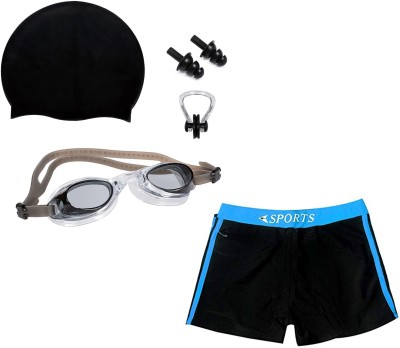 Credence Premium Black Swimming Kit