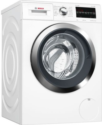 Bosch 8 kg Fully Automatic Front Load White
