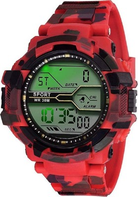 blutech stylish digital military watch for boys and kids Digital Watch  - For Boys