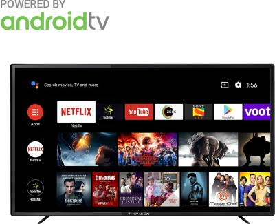 Thomson 163.89cm (65 inch) Ultra HD (4K) LED Smart Android TV