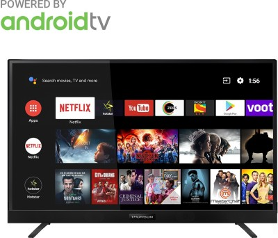 Thomson 138.78cm (55 inch) Ultra HD (4K) LED Smart Android TV  with Netflix