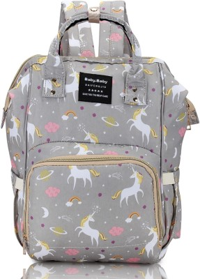 Foolzy Diaper Bag Backpack Baby Bag Multifunction Maternity Travel Changing Pack