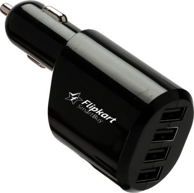 Flipkart SmartBuy 6.8 Amp Turbo Car Charger