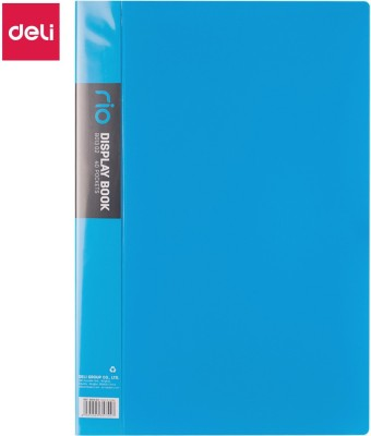deli PP Display Book, 40 Pocket