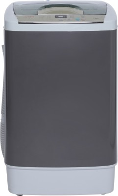 Avoir 7 kg Fully Automatic Top Load Washing Machine Grey