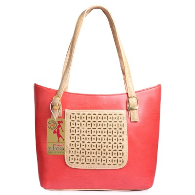 Ritupal Collection Women Pink Shoulder Bag