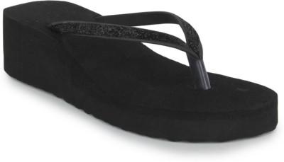 KAYOKSH WOMEN BLACK GOLA SLIPPER Slippers