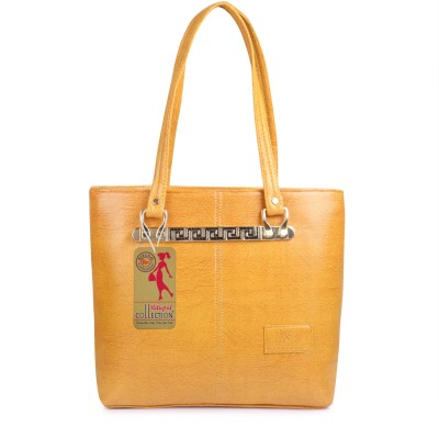 Ritupal Collection Women Tan Shoulder Bag