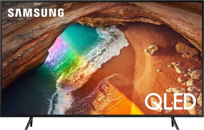 Samsung Q60RAK 123cm (49 inch) Ultra HD (4K) QLED Smart TV