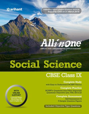 ALL IN ONE CBSE CLASS-9 SOCIAL SCIENCE 2019-20