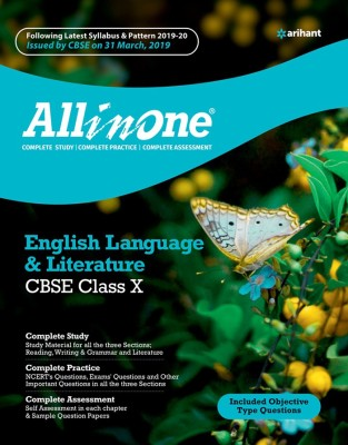 All In One English Language & Literature Class 10 CBSE - All In One English Language & Literature CBSE class 10